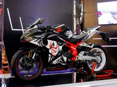 Honda CBR250RR The Art of Kabuki
