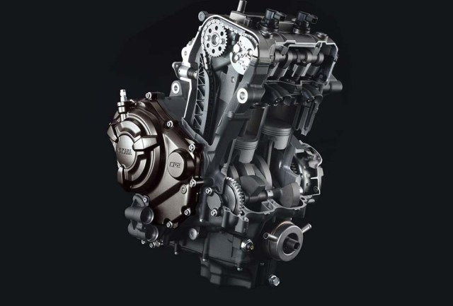 Mesin Motor Yamaha MT-07