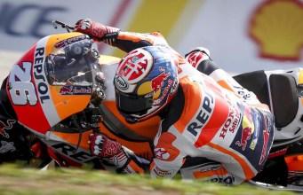 Dani Pedrosa Pole Position MotoGP Malaysia 2017
