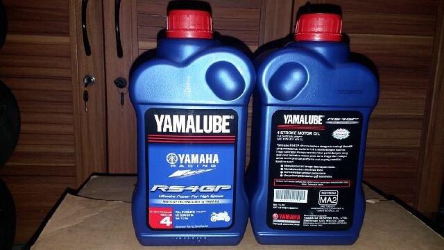 Oli Full Synthetic Ester Yamalube RS4GP