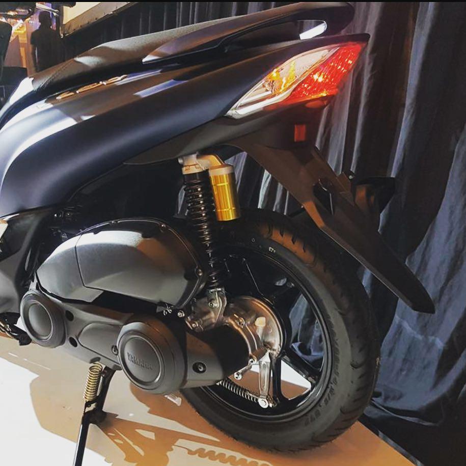 Shock Tabung Yamaha Lexi 125