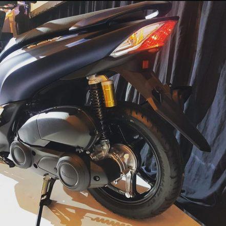 Shock Tabung Yamaha Lexi S
