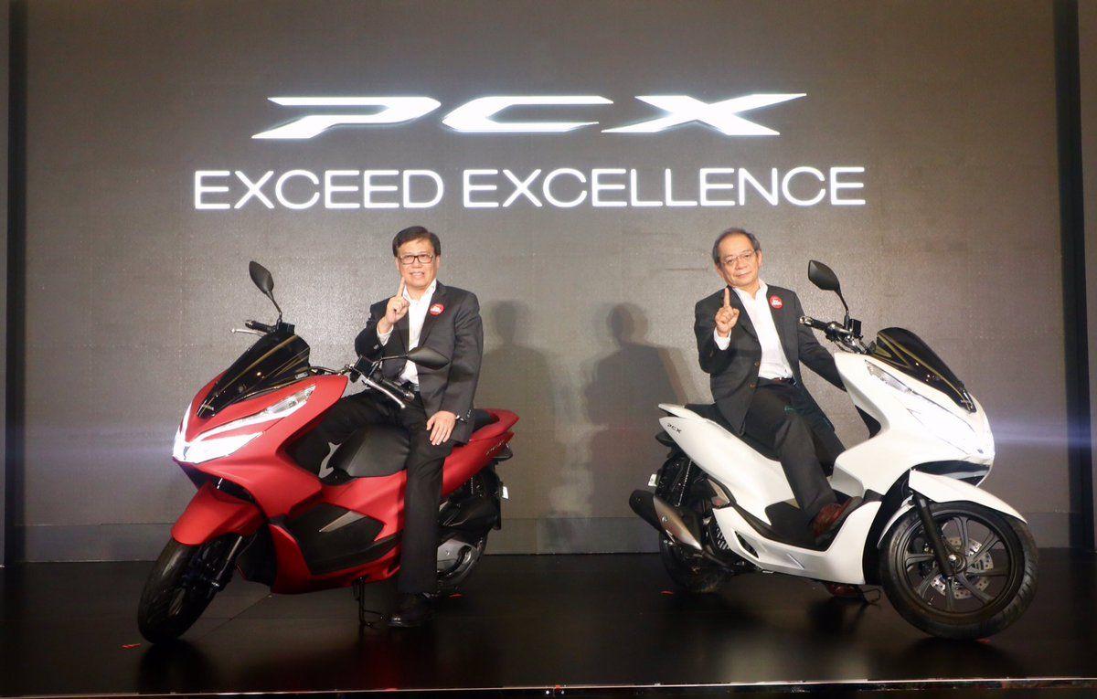 Harga Honda PCX Lebih mahal daripada Yamaha NMax