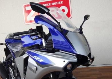 Headlamp R25 modif R1 terbaru