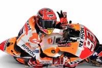 Marc Marquez pembalap Honda