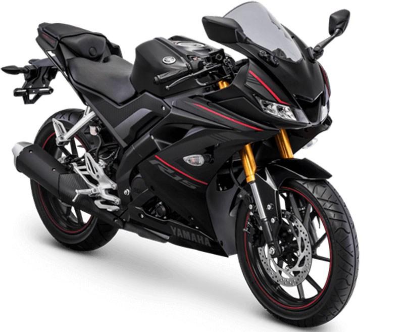 Warna R15 2019 Racing Black