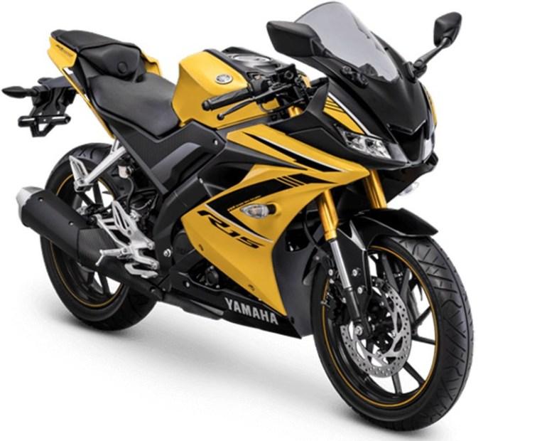 Warna R15 2019 Racing Yellow