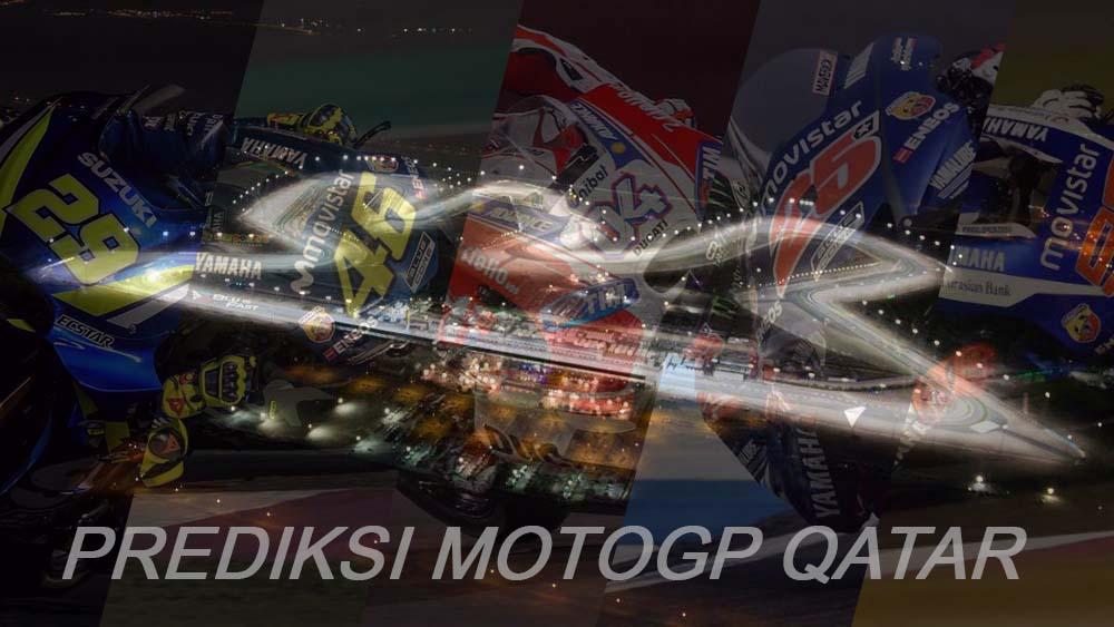 Prediksi MotoGP Qatar 2018
