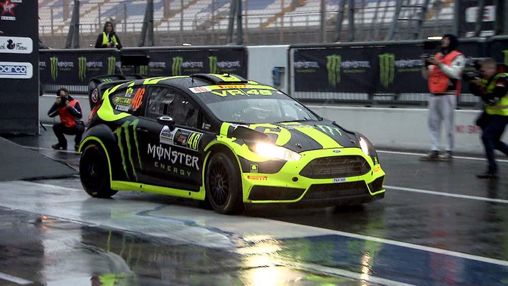 Rossi dan Rally