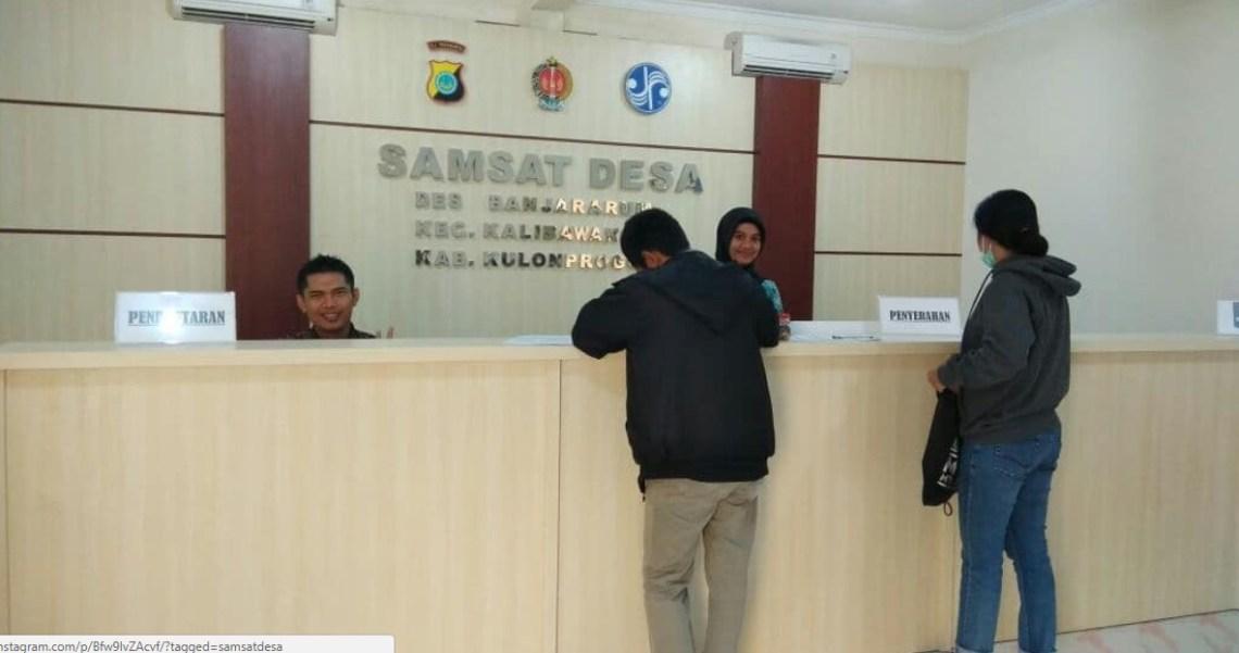 Samsat Desa Banjararum Kulon Progo