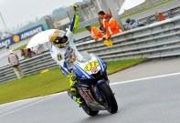 Valentino Rossi juara MotoGP