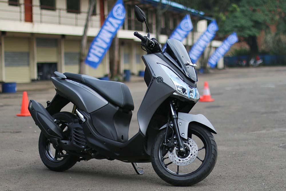 Harga Yamaha Lexi Rp 20 jutaan