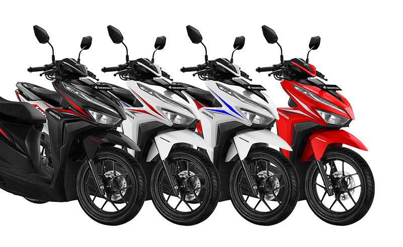 Pilihan Honda Vario 125 2018 terbaru