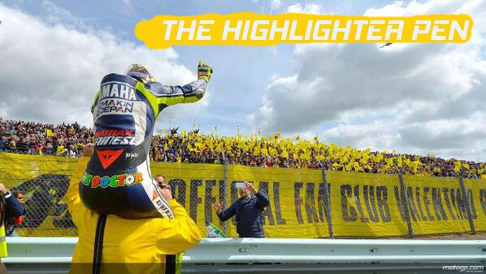 Julukan Rossi - The Highlighter Pen