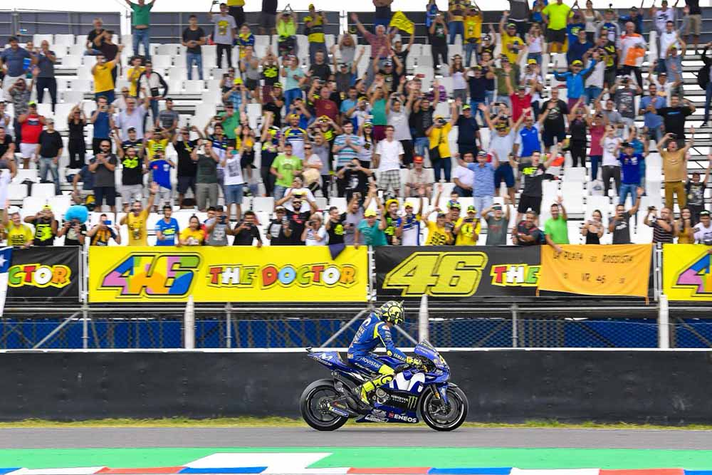 Julukan Valentino Rossi - The Doctor