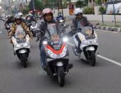 PCX Scooter Ride Yogyakarta