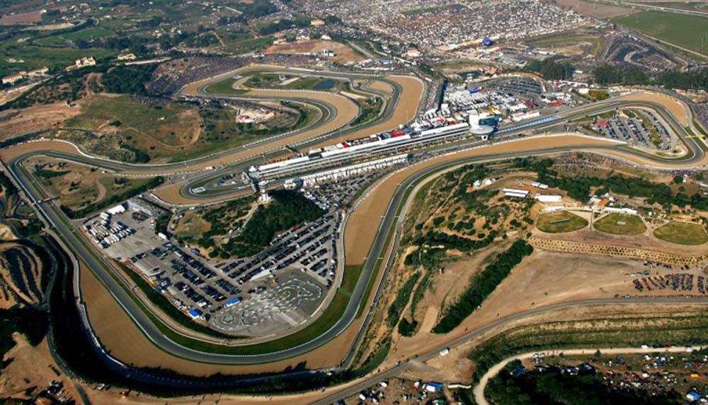 Sirkuit Jerez dalam MotoGP Spanyol