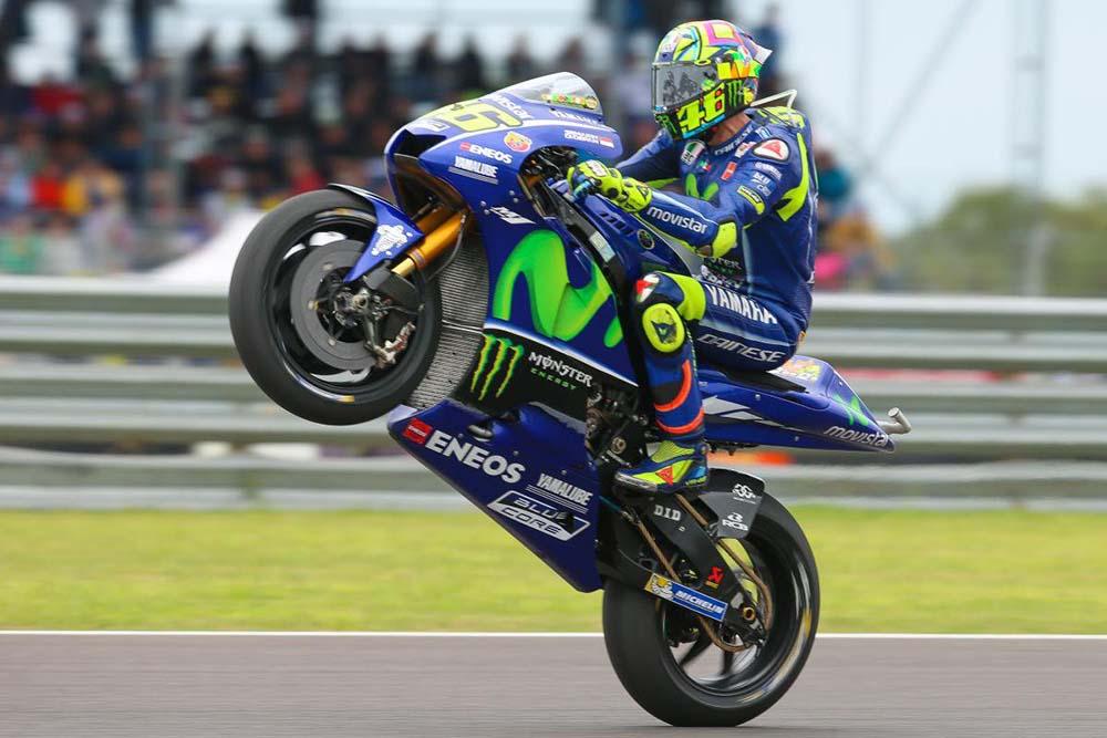 Sunday Rider - Julukan Rossi
