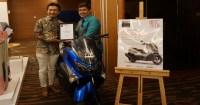 Yamaha NMax Motor desain terbaik, Good Desain Indonesia 2018