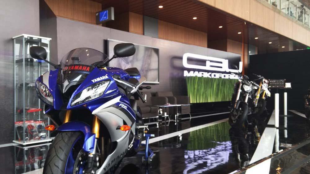 Yamaha di GIIAS