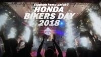 Honda Bikers Day 2018, Siap?