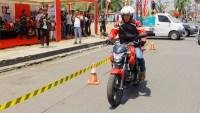 Honda CB150R facelift di YogyakartaHonda CB150R facelift di Yogyakarta