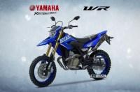 Yamaha WR 150 motor trail 150cc 2018