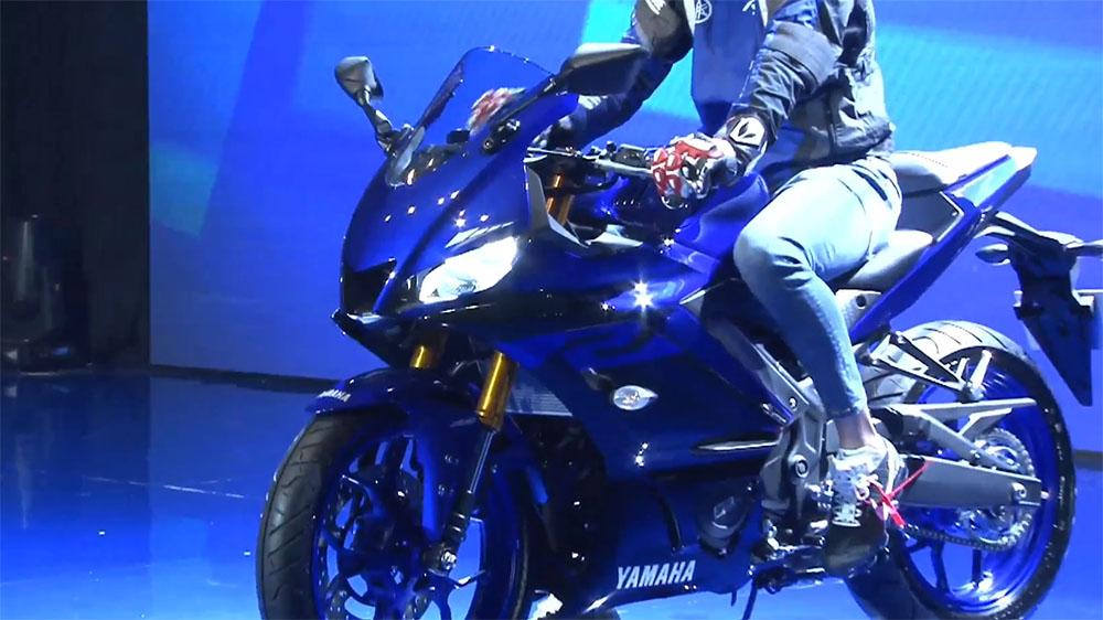 All New Yamaha R25 resmi dirilis di Indonesia
