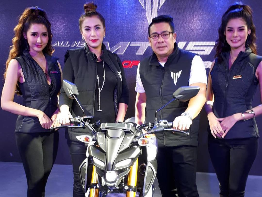 Yamaha MT-15 rilis di Thailand