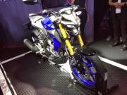Yamaha MT-15 warna biru