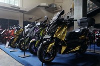 Modifikasi XMax di CustoMAXI Makassar 2018
