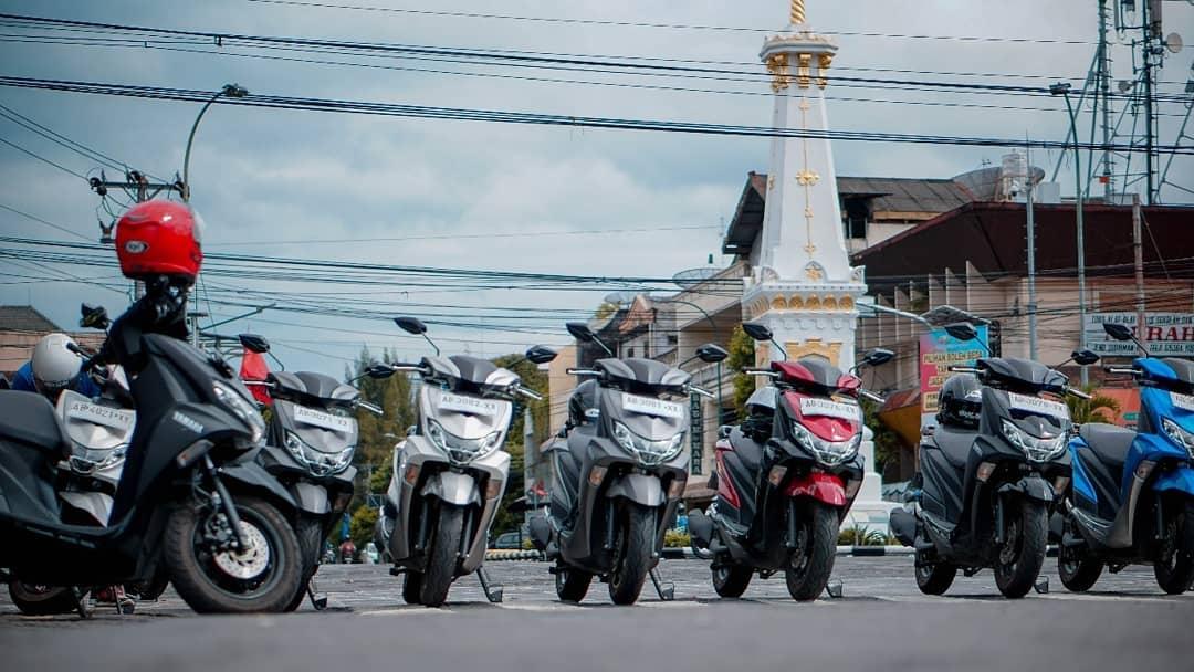Yamaha FreeGo Jogja
