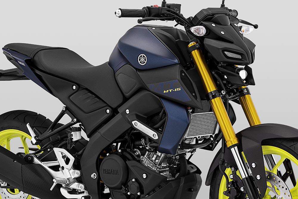Yamaha MT-15 resmi dirilis di Indonesia