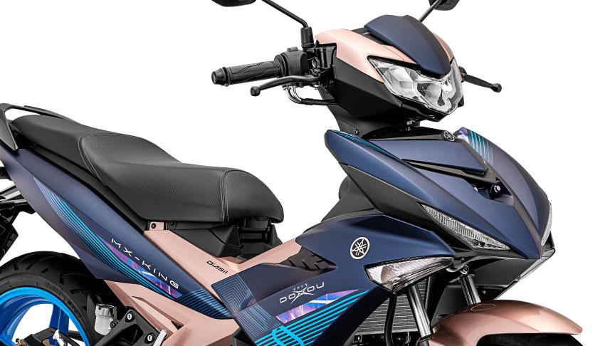 Yamaha MX King Doxou Version LTD Edition