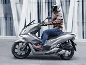 Warna Baru Honda PCX Silver Doff