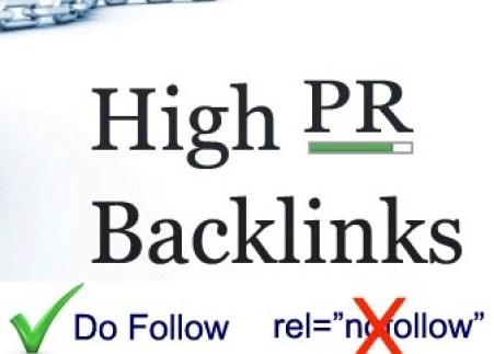 Get Dofollow backlink from Google Drive-PR8