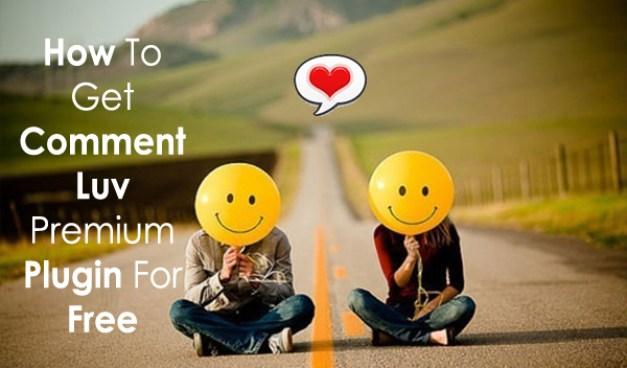 CommentLuv-Premium-Plugin-For-Free