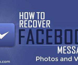 How to Retrieve Deleted Facebook Messages