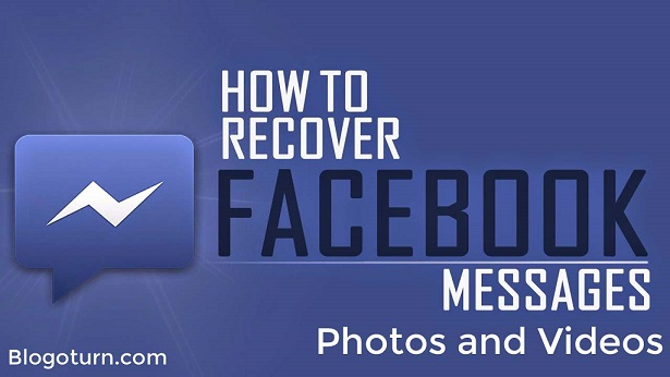 how to go to deleted messages on facebook