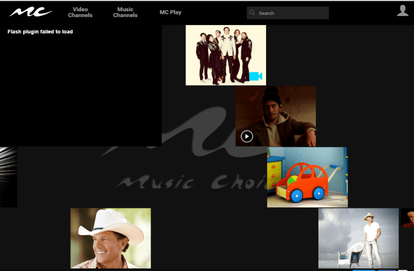 MusicChoice Unblocked Music Site