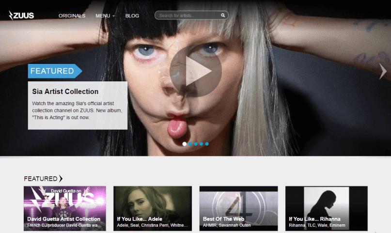 Zuus Unblocked Music Site