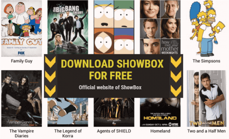 Download Free ShowBox App For iPhone/iPad Without Jailbreak