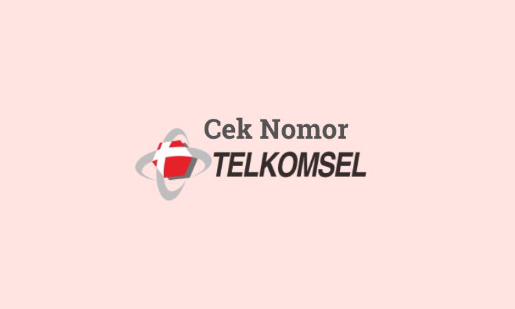 Cek Nomor Telkomsel