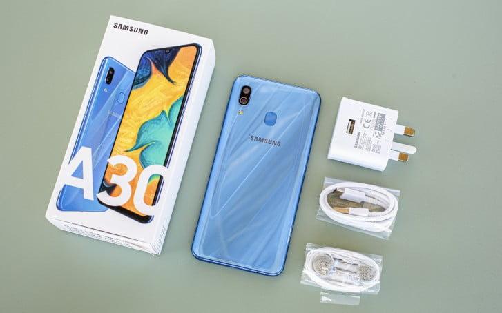 Harga Samsung A30
