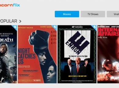Nonton Bioskop Online di PopcornFlix