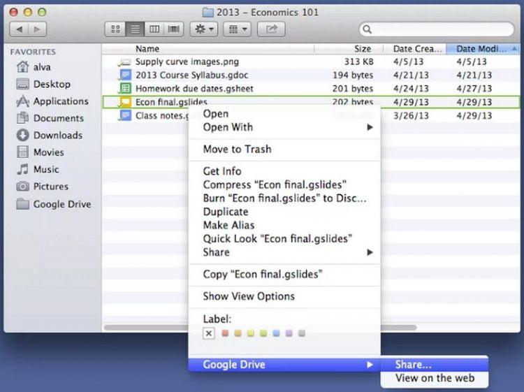 Cara Menyimpan File di Google Drive dari Laptop