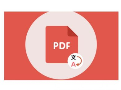 Cara Translate PDF