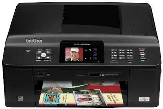 Spesifikasi dan Harga Printer Brother MFC-J625DW Februari 2018