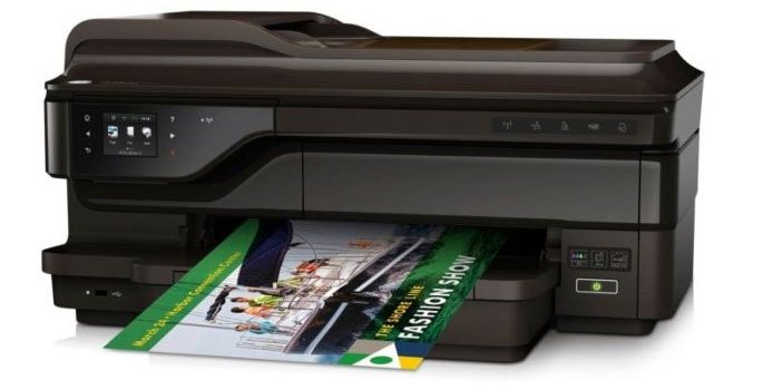 Review Harga Printer HP Officejet 7612 Cetak A3 + Duplex