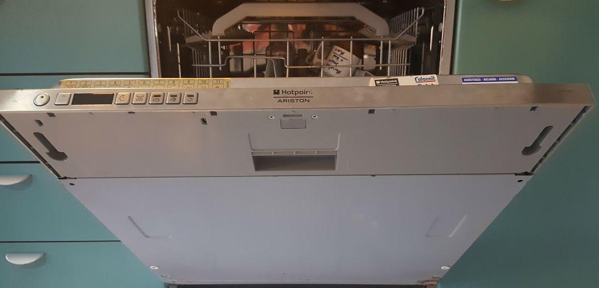 Come riparare interruttore sportello lavastoviglie Ariston LFT321 ...